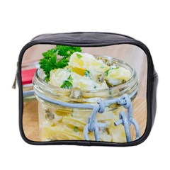 Potato Salad In A Jar On Wooden Mini Toiletries Bag 2 Side