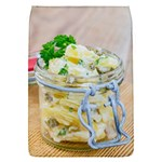 Potato salad in a jar on wooden Flap Covers (S)  Front