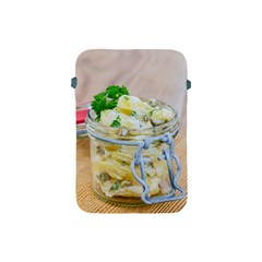 Potato Salad In A Jar On Wooden Apple Ipad Mini Protective Soft Cases