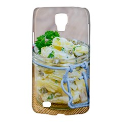 Potato Salad In A Jar On Wooden Galaxy S4 Active