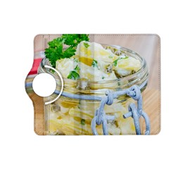 Potato salad in a jar on wooden Kindle Fire HD (2013) Flip 360 Case