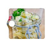 Potato salad in a jar on wooden Kindle Fire HDX 8.9  Flip 360 Case Front