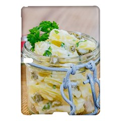 Potato Salad In A Jar On Wooden Samsung Galaxy Tab S (10 5 ) Hardshell Case