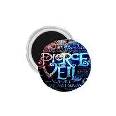 Pierce The Veil Quote Galaxy Nebula 1.75  Magnets