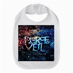 Pierce The Veil Quote Galaxy Nebula Bib Front