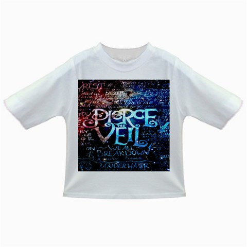 Pierce The Veil Quote Galaxy Nebula Infant/Toddler T-Shirts