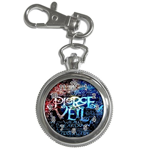 Pierce The Veil Quote Galaxy Nebula Key Chain Watches