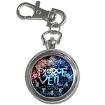 Pierce The Veil Quote Galaxy Nebula Key Chain Watches Front