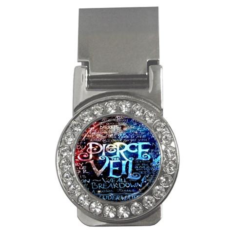 Pierce The Veil Quote Galaxy Nebula Money Clips (CZ)