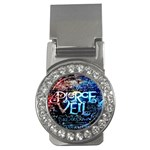 Pierce The Veil Quote Galaxy Nebula Money Clips (CZ)  Front
