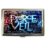 Pierce The Veil Quote Galaxy Nebula Cigarette Money Cases Front