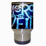 Pierce The Veil Quote Galaxy Nebula Travel Mugs (White) Center