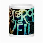 Pierce The Veil Quote Galaxy Nebula Night Luminous Mugs Center