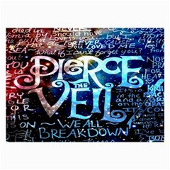 Pierce The Veil Quote Galaxy Nebula Collage Prints