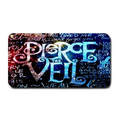 Pierce The Veil Quote Galaxy Nebula Medium Bar Mats