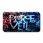 Pierce The Veil Quote Galaxy Nebula Medium Bar Mats 16 x8.5 Bar Mat - 1