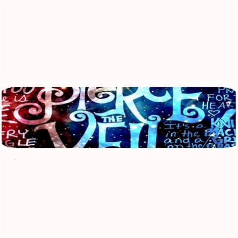 Pierce The Veil Quote Galaxy Nebula Large Bar Mats