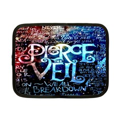 Pierce The Veil Quote Galaxy Nebula Netbook Case (small)