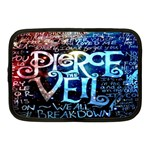 Pierce The Veil Quote Galaxy Nebula Netbook Case (Medium)  Front