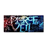 Pierce The Veil Quote Galaxy Nebula Hand Towel Front