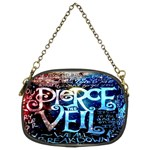 Pierce The Veil Quote Galaxy Nebula Chain Purses (Two Sides)  Front