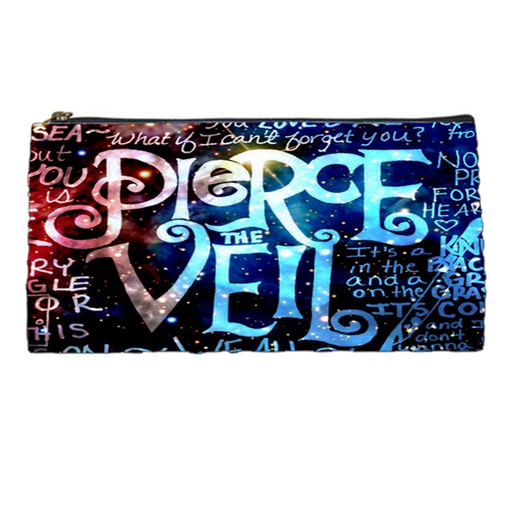 Pierce The Veil Quote Galaxy Nebula Pencil Cases