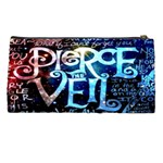 Pierce The Veil Quote Galaxy Nebula Pencil Cases Back