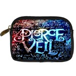 Pierce The Veil Quote Galaxy Nebula Digital Camera Cases Front