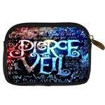 Pierce The Veil Quote Galaxy Nebula Digital Camera Cases Back