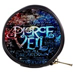 Pierce The Veil Quote Galaxy Nebula Mini Makeup Bags Front
