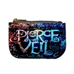 Pierce The Veil Quote Galaxy Nebula Mini Coin Purses Front