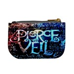 Pierce The Veil Quote Galaxy Nebula Mini Coin Purses Back