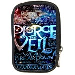 Pierce The Veil Quote Galaxy Nebula Compact Camera Cases Front