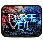 Pierce The Veil Quote Galaxy Nebula Netbook Case (XXL)  Front
