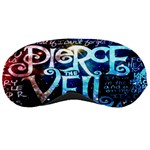 Pierce The Veil Quote Galaxy Nebula Sleeping Masks Front