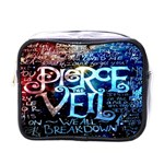 Pierce The Veil Quote Galaxy Nebula Mini Toiletries Bags Front