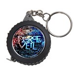 Pierce The Veil Quote Galaxy Nebula Measuring Tapes Front