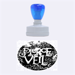 Pierce The Veil Quote Galaxy Nebula Rubber Oval Stamps 1.88 x1.37  Stamp