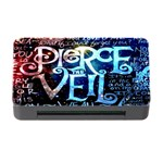 Pierce The Veil Quote Galaxy Nebula Memory Card Reader with CF Front