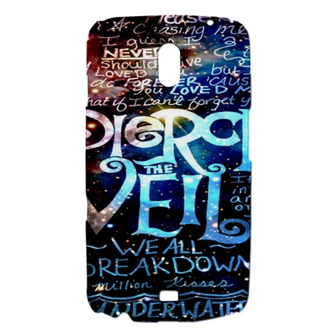 Pierce The Veil Quote Galaxy Nebula Samsung Galaxy Nexus i9250 Hardshell Case