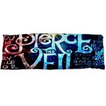Pierce The Veil Quote Galaxy Nebula Body Pillow Case Dakimakura (Two Sides) Back
