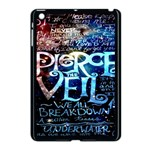 Pierce The Veil Quote Galaxy Nebula Apple iPad Mini Case (Black) Front