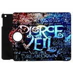 Pierce The Veil Quote Galaxy Nebula Apple iPad Mini Flip 360 Case Front