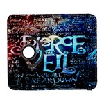 Pierce The Veil Quote Galaxy Nebula Samsung Galaxy S  III Flip 360 Case Front