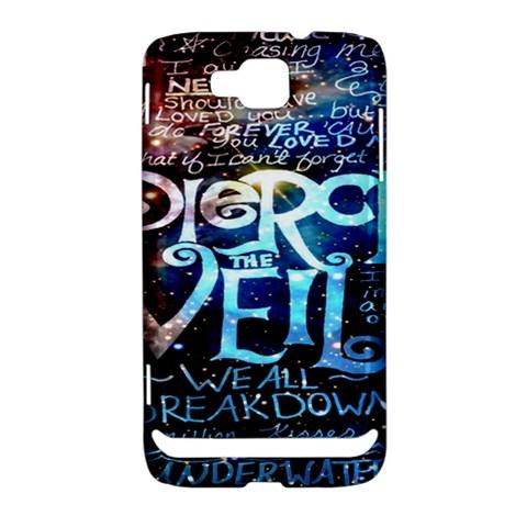 Pierce The Veil Quote Galaxy Nebula Samsung Ativ S i8750 Hardshell Case