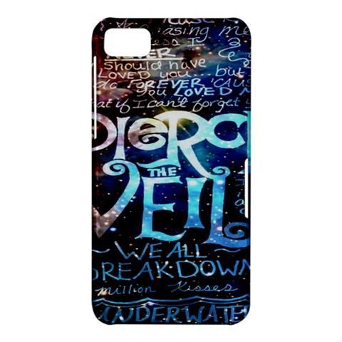 Pierce The Veil Quote Galaxy Nebula BlackBerry Z10