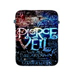 Pierce The Veil Quote Galaxy Nebula Apple iPad 2/3/4 Protective Soft Cases Front