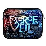 Pierce The Veil Quote Galaxy Nebula Apple iPad 2/3/4 Zipper Cases Front