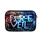 Pierce The Veil Quote Galaxy Nebula Apple iPad Mini Zipper Cases Front