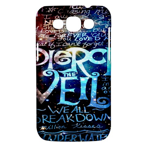 Pierce The Veil Quote Galaxy Nebula Samsung Galaxy Win I8550 Hardshell Case
